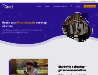 igrad.com screenshot