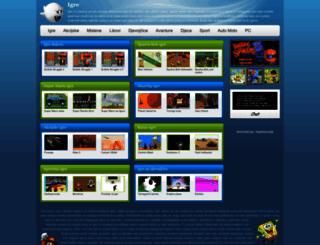 igre.com.hr screenshot