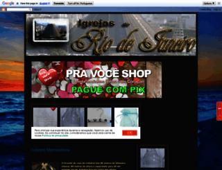 igrejasdoriodejaneiro.blogspot.com.br screenshot