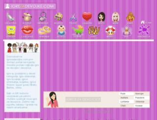igrezadevojke.com screenshot