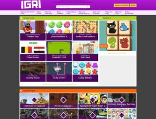 igri.by screenshot