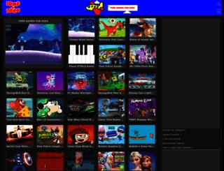 igrice.igrezadecu.com screenshot