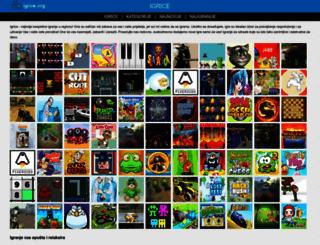 igrice.org screenshot