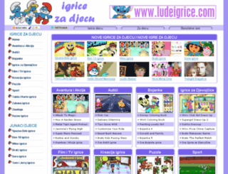 igricezadjecu.com screenshot