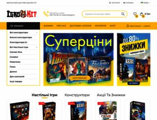 igrokot.com.ua screenshot