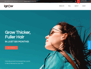 igrowlaser.com screenshot