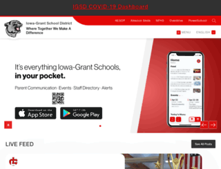 igs.k12.wi.us screenshot