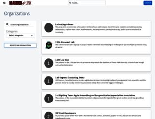igsa.tamu.edu screenshot