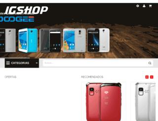 igshop.mx screenshot
