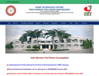 igtr-aur.org screenshot