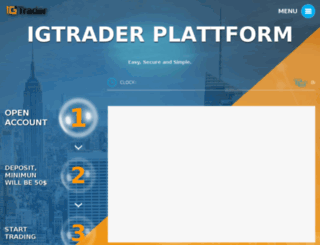 igtrader.com screenshot