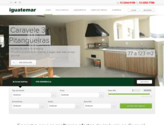 iguatemarasturias.com.br screenshot