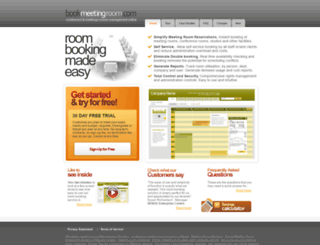 ih.bookmeetingroom.com screenshot