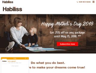 ihabilis.com screenshot
