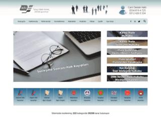 ihaledanismani.com screenshot