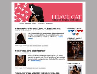 ihavecat.com screenshot