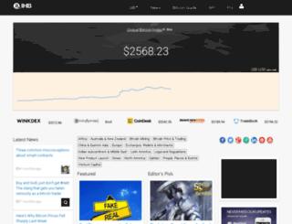 ihb.io screenshot