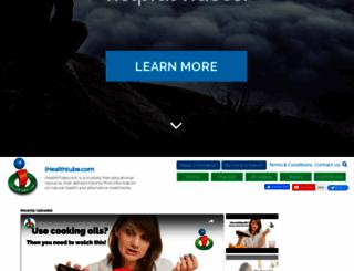 ihealthtube.com screenshot