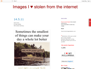 iheart-stolenimages.blogspot.com screenshot