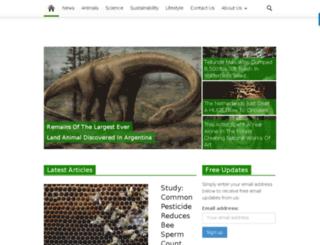 iheartnature.org screenshot