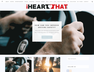 iheartthat.com screenshot