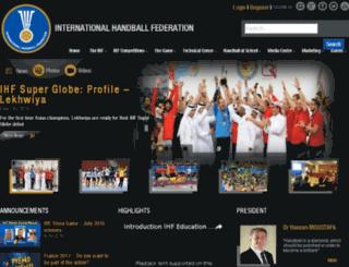 ihf.linkdatacenter.net screenshot