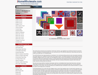 ihomewholesale.com screenshot