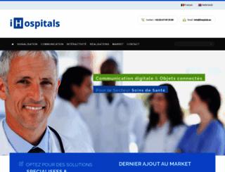 ihospitals.eu screenshot