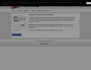 ihpt.opinioninsight.com screenshot