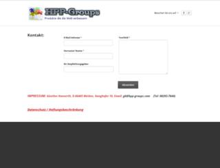 ihr-projekt.weebly.com screenshot