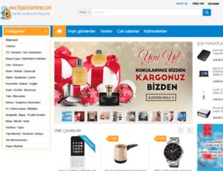 ihtiyacinolanhersey.com screenshot