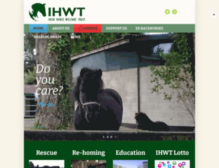 ihwt.ie screenshot