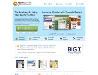 iiabnj.agentquote.com screenshot