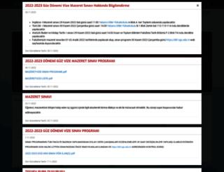 iibf.ogu.edu.tr screenshot