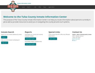 iic.tulsacounty.org screenshot