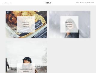 iida-aliisa.blogspot.co.uk screenshot