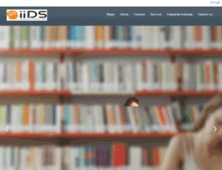 iids.co screenshot