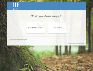 Access Iie Csmsymplicitycom What Type Of User Are You Iie