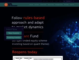 iiflmf.com screenshot