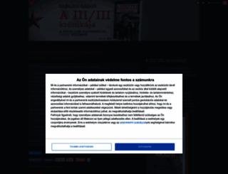 iii-iii-kronika.blog.hu screenshot