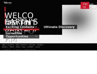 iimindore.tallenge.com screenshot