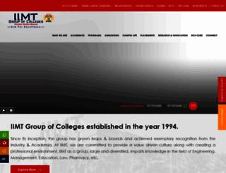 iimtindia.net screenshot