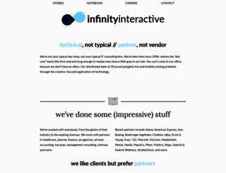iinteractive.com screenshot