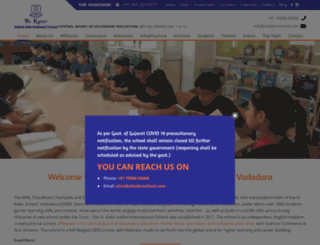 iis.stkabirschool.com screenshot