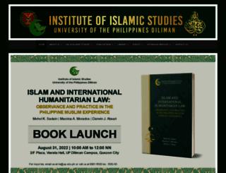 iis.upd.edu.ph screenshot