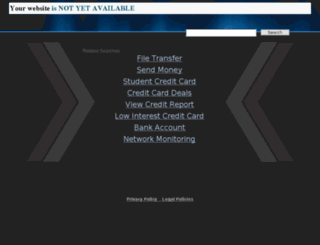 iis301.opentransfer.com screenshot