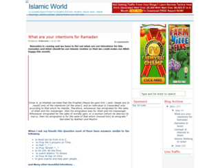 iislamic.blogspot.com screenshot