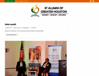 iitagh.org screenshot