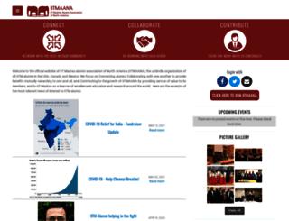 iitmaana.org screenshot