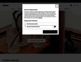 iittala.fi screenshot